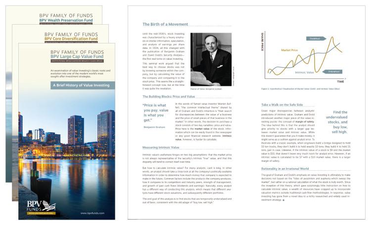 BPV brochures